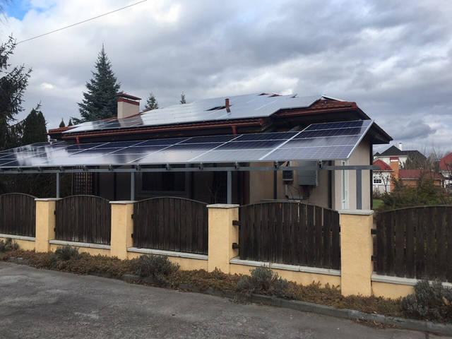 Место установки: село Конча-Заспа на Киевщине.