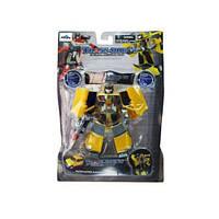 Трансформер-робот, BoldWay, Желтый Мини (Windstorm) (10791-2)