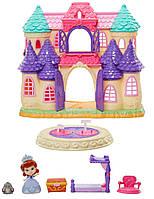 Королевский замок принцессы Софии с мини-куклой, Disney Sofia the First, Jakks Pacific (01294)