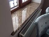Подоконники из мрамора и гранита, фото 10
