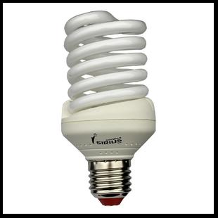 30-112 Б-лампа КЛЛ 1-CFL 4100 Е27 SIRIUS