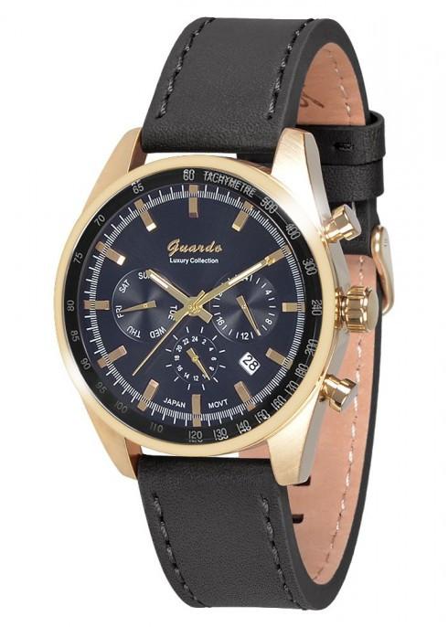 Часы Guardo S05564 GBB кварц.