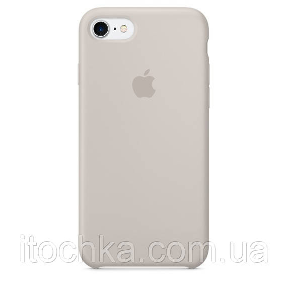 Apple iPhone 7 Silicone Case Stone(MMWR2)
