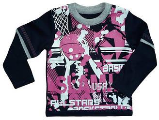 Свитшот для мальчика Баскетбол