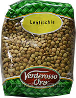 Чечевица Lenticchie Verderosso Oro, 500 гр., фото 1
