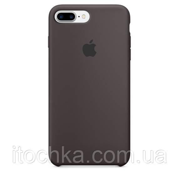 Apple iPhone 7 Plus Silicone Case Cocoa