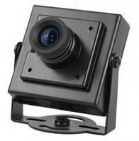 Камера наблюдения миниатюрная  HD color на 700 твл