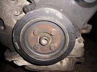 Шкив коленвала 6 ручейков демпферный ( Шкив коленчатого вала )HyundaiTucson 2.0crdi2004-2009