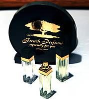 Индивидуальный подарочный набор элитных парфюмов 3 х 35 ml (на выбор предлагается более 80-ти наим-й)