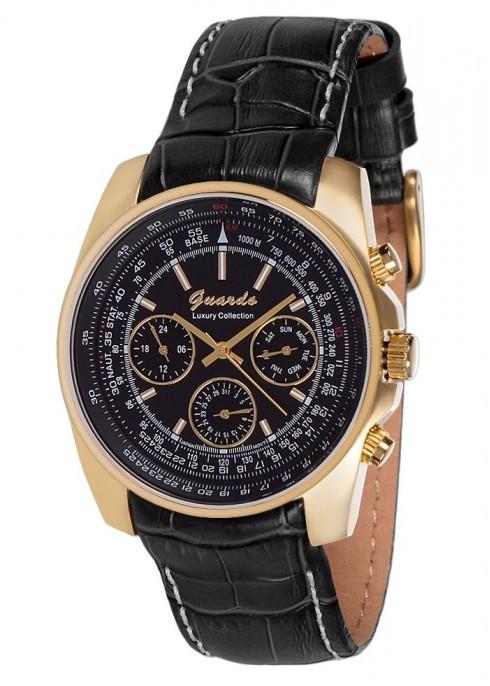 Часы Guardo  S09861 GBB  кварц.