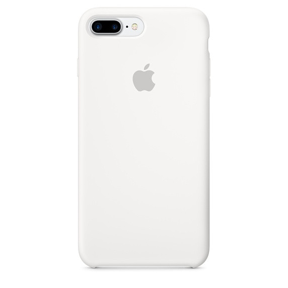 Apple iPhone 7 Plus Silicone Case White (MMQT2)