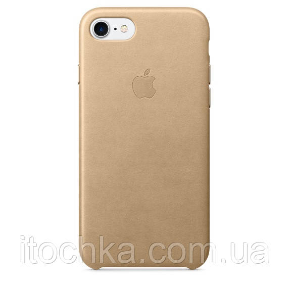Apple iPhone 7 Leather Case Tan(MMY72)