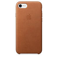 Apple iPhone 7 Leather Case Brown(MMY22)