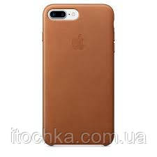 Apple iPhone 7 Plus Leather Case Brown(MMYF2)