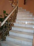 Лестницы из мрамора и гранита, фото 8