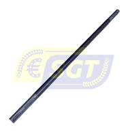 Вал длинный L=835mm в раму роторной косилки 1.35