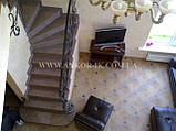 Лестницы из мрамора и гранита, фото 9