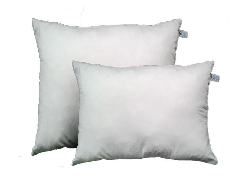 Подушка с шариковым силиконом, бязь (50х50 см.)