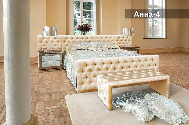 Кровать Анна-4