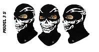 Балаклава череп, термомаска, подшлемник Radical Skull (Польша)