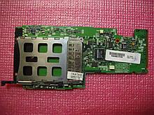 Плата с PCMCIA и звуком ноутбука HP Compaq 6710 B