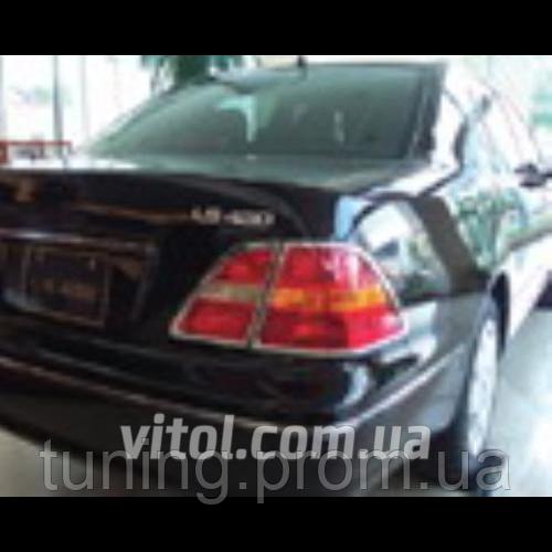Накладка хром Toyota LEXUS LS 430 задние фонари