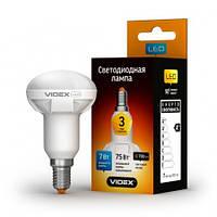 Светодиодная лампа VIDEX Premium R50 7W E14 3000K 220V