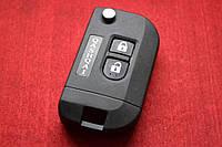 Выкидной ключ Nissan Qashqai 2 кнопки
