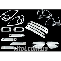 Набор декоративных накладок Honda Civic 2000