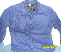 Утепленная куртка рабочая, спецодежда на ватине