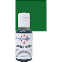 Краситель гелевый Americolor Зеленый Лес (Forest green)