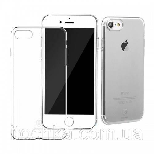 Чохол - накладка Baseus Simple Series Case for iphone 7 Transparante
