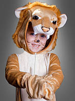 Десткий карнавальный костюм льва (костюм Симбы)