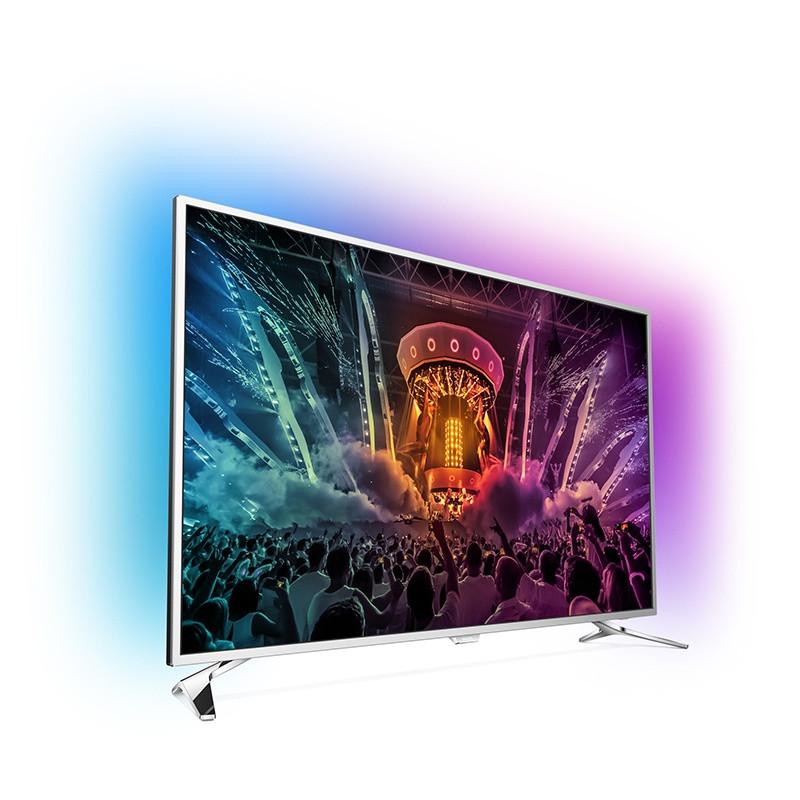 Телевизор Philips 65PUS6521 (PMR 60Гц, Ultra HD, Smart, Wi-Fi, DVB-T2/S2) , фото 2