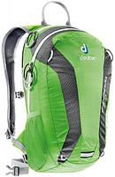 Спортивный рюкзак на 10 л.  для атлетов Speed lite 10 DEUTER, 33101 2431  зеленый