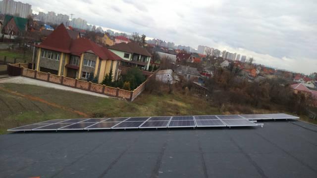 Место установки: с. Погреби, Киев 3