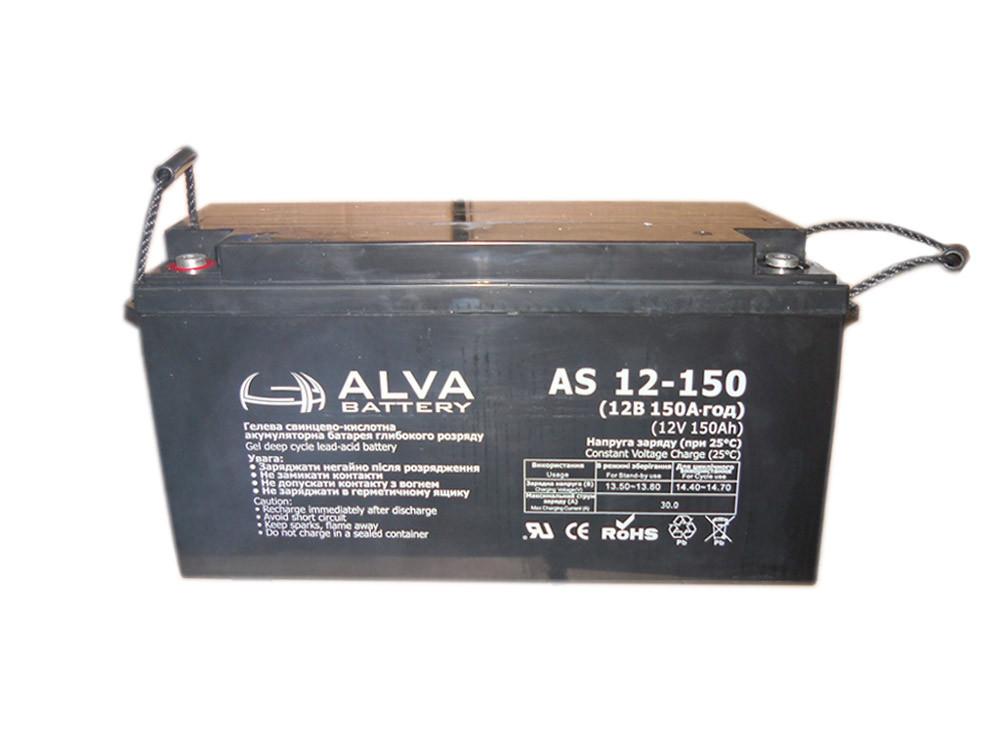Аккумуляторная батарея,(12V150AH).Модель-AS12-150