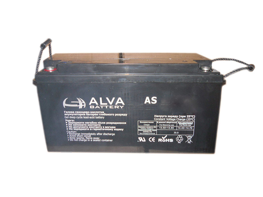 Аккумуляторная батарея,(12V200AH).Модель-AS12-200
