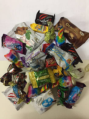 Набор конфет 500г (Атаг, Акконд, Славянка...), фото 2