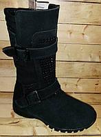 Детские зимние сапоги Шалунишка на шерсти размер 27
