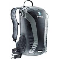 Сверхлегкий спортивный рюкзак на 10 л.  для атлетов Speed lite 10 DEUTER, 33101 7410 черный