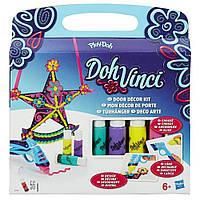 Набор для творчества Play doh DohVinci Украшение для дверей, A7192