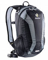 Удобный спортивный рюкзак на 10 л.  для атлетов Speed lite 10 DEUTER, 33101 7490 черный