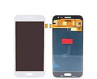 Дисплей (LCD) Samsung J200F Galaxy J2/ J200G/ J200H/ J200Y с сенсором белый