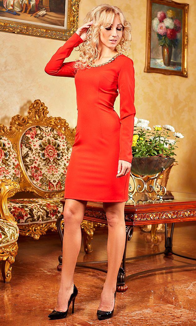 """Стильное платье """" Одри """""""