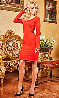 """Стильное платье """" Одри """" , фото 1"""