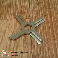 Нож для мясорубки Тефаль с шестигранником, фото 1