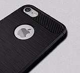 Противоударный бампер Primo Carbon Fiber Series для Apple iPhone 6 Plus, фото 4