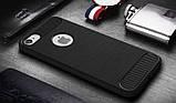 Противоударный бампер Primo Carbon Fiber Series для Apple iPhone 6 Plus, фото 3