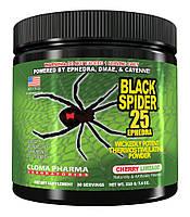 Cloma Pharma BLACK SPIDER Pre-Workout Powder 30serv